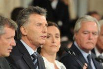"""""""Macri habla como espectador, negando problemas y queriendo escribir nuevo relato"""""""