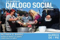 [Córdoba] Por Una Mesa de Diálogo Social