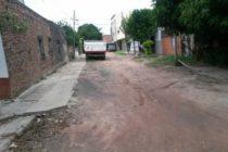 [Corrientes] Piden pavimento a través del sistema de contribución de mejoras