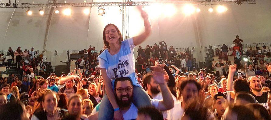 Se realizó el 10° Encuentro Nacional del Movimiento Barrios de Pie