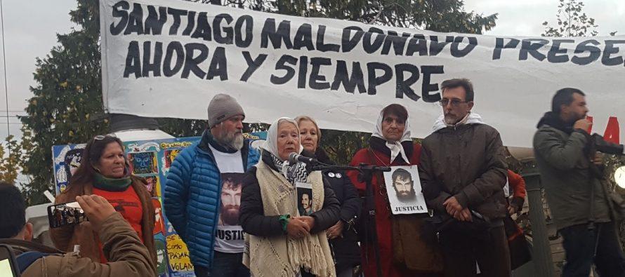 [Bs. As.] A 10 meses de la desaparición de Santiago Maldonado