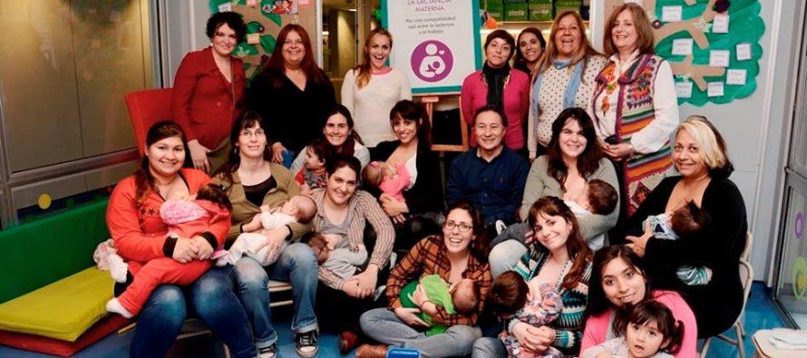 [San Isidro] Instalación de centros lactarios en San Isidro