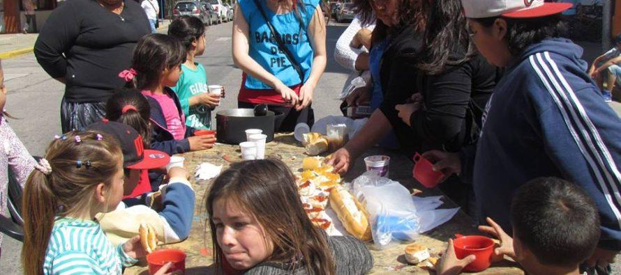 [Neuquén] Los círculos infantiles de Barrios de Pie van al cine