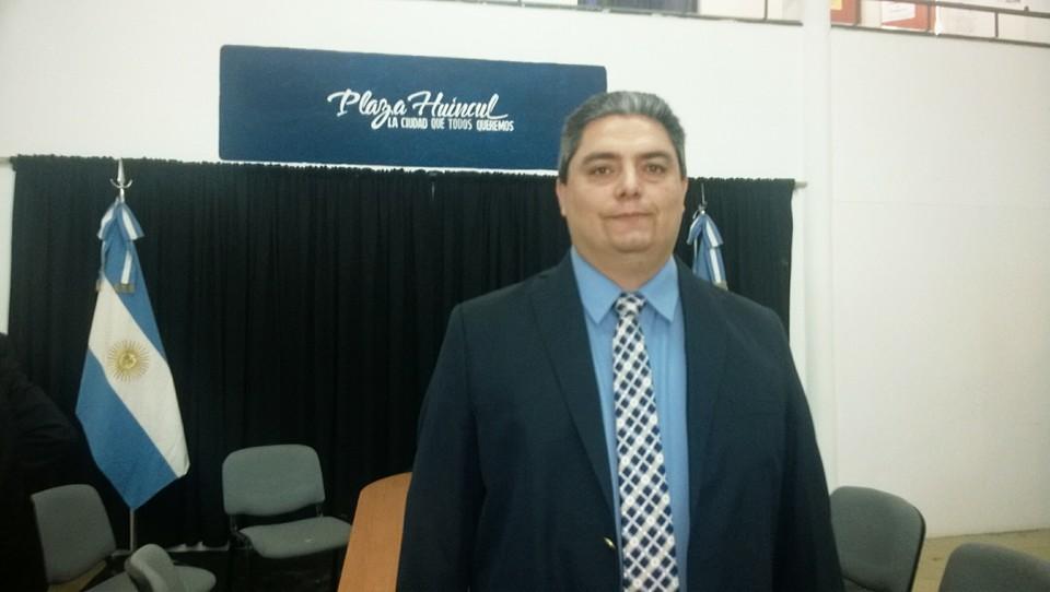 Carlos Matzkin concejal