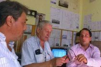 [Pergamino] Christian Juhant y Enrique Schierloh se reunieron con presidente de cooperativa eléctrica