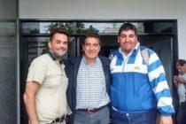 [Escobar] Mosqueda en la asamblea de organizaciones sociales en ATE
