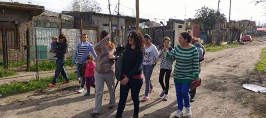 """[La Matanza] Sandra Oviedo: """"Debemos impulsar una consulta popular sobre los proyectos de división de La Matanza""""."""