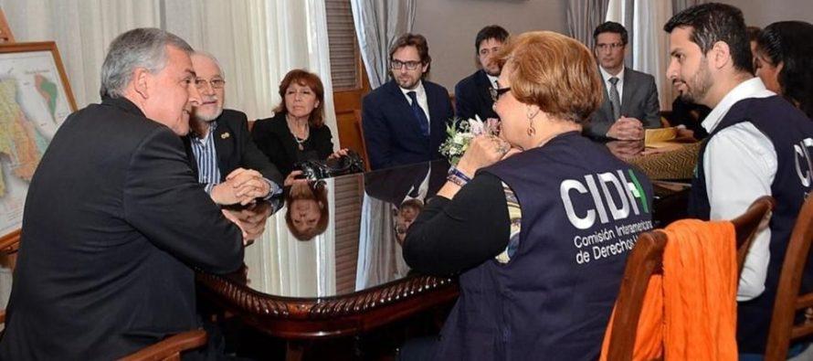 Reunión en Diputados por violencia en Jujuy