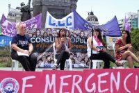 [Bs. As.] Vivas Nos Queremos. Parlamento de Mujeres presenta resultados