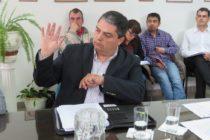 [Plaza Huincul] Matzkin propuso la creación de veedurías ciudadanas