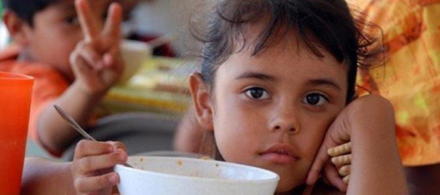 [Pergamino] Malnutrición en niños, niñas y adolescentes