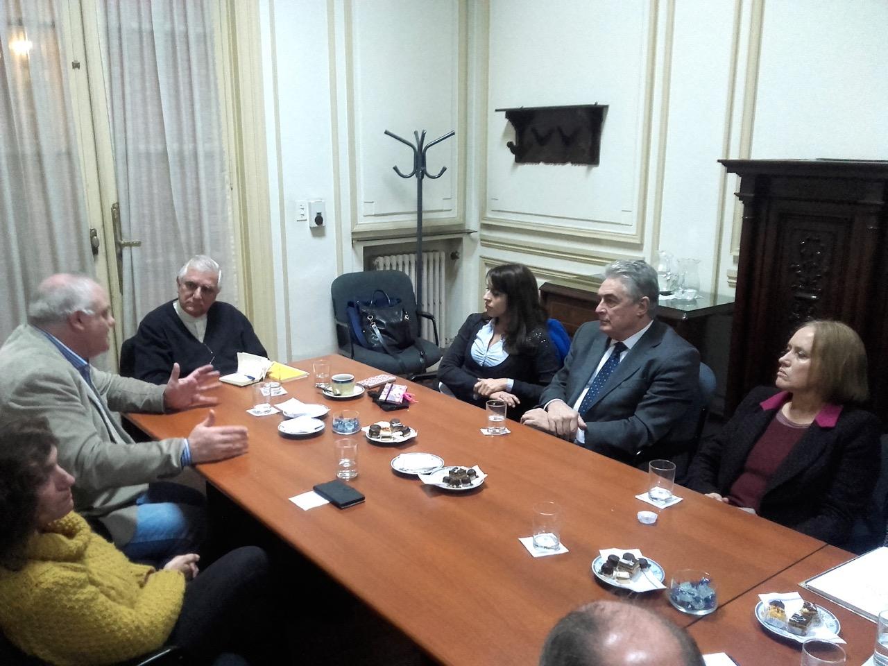 reunion Lozano Pastoral
