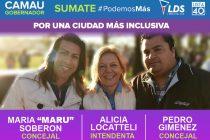 [Corrientes] Candidata de Curuzú, ejemplo de lucha por la inclusión