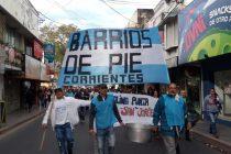 [Corrientes] Refuerzan el reclamo por la Emergencia Alimentaria