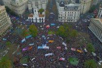 Una multitud marchó por Santiago Maldonado en todo el país.