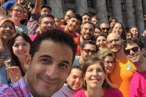 [CABA] Sábado de campaña en la Ciudad de Buenos Aires