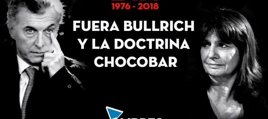 [La Plata] 24 de Marzo: Aunque Mauricio se vista de seda, Mauricio queda
