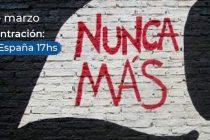 """[Chaco] """"Defender los derechos humanos de ayer y de hoy"""". Actos 24 de Marzo."""