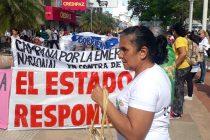 MuMaLá volvió a movilizarse por la eliminación de la violencia contra la mujer