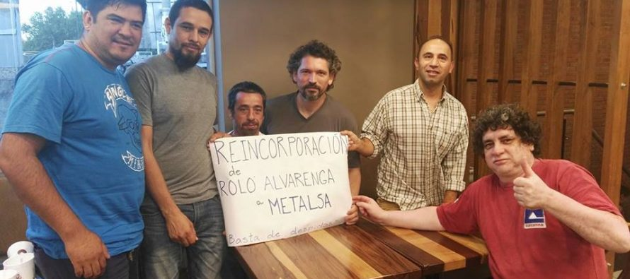 [Tigre] En defensa de los trabajadores de Metalsa