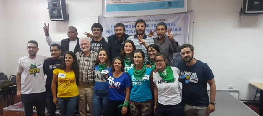 Defender la Universidad Pública y construir un nuevo Modelo Educativo