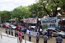 [Santiago del Estero] Marcha por la desaparición de Leonardo Gallo