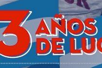 33 Años de Libres del Sur: por una Argentina para todes no solo para los ricos