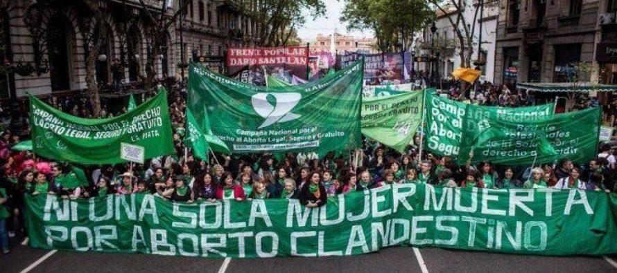 Declaración de organizaciones políticas, de mujeres y feministas