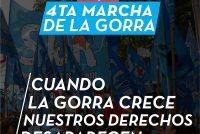 [Mar del Plata] Contra la violencia institucional: 4ta Marcha de la gorra.