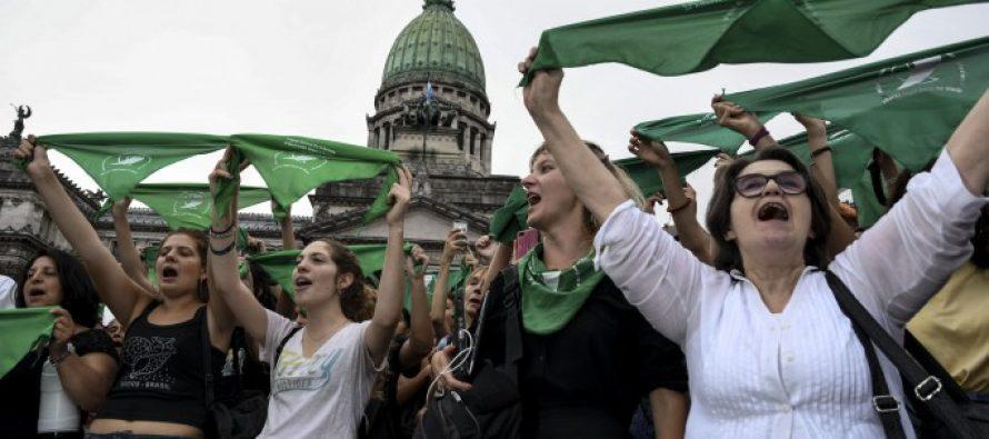 Donda, Ferreyra, Del Ponti, Del Pla: Aborto legal. Ahora es cuando