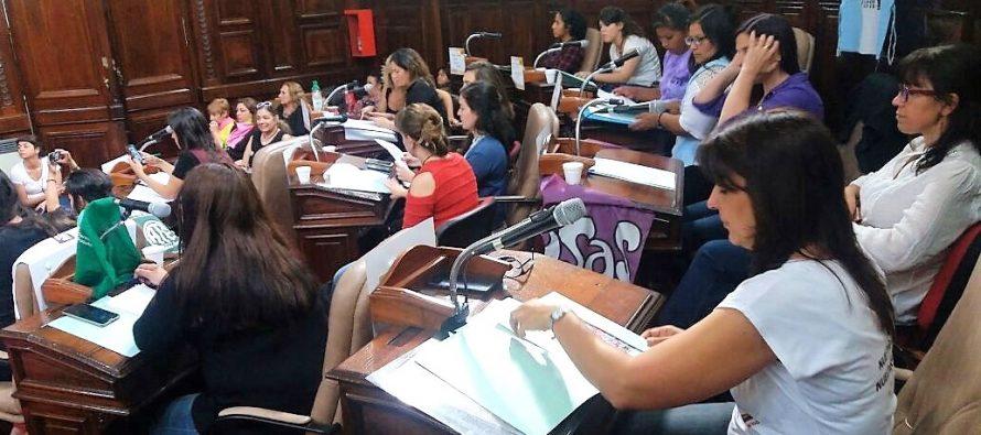 [La Plata] El V Parlamento de Mujeres exigió la implementación de la Emergencia por Violencia de Género