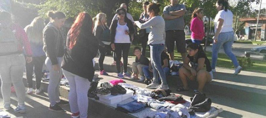 [Tigre] En Tigre volvió el trueque por la crisis social