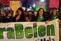 [CABA] Cientos de personas se movilizaron en todo el país por Belén