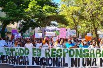 [Chaco] Masiva marcha para exigir