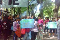 [CABA] Barrios de Pie marchó a Salud por prevención contra el Dengue