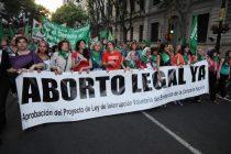 En menos de un mes 3 muertes por abortos clandestinos. Piden crear registro nacional.