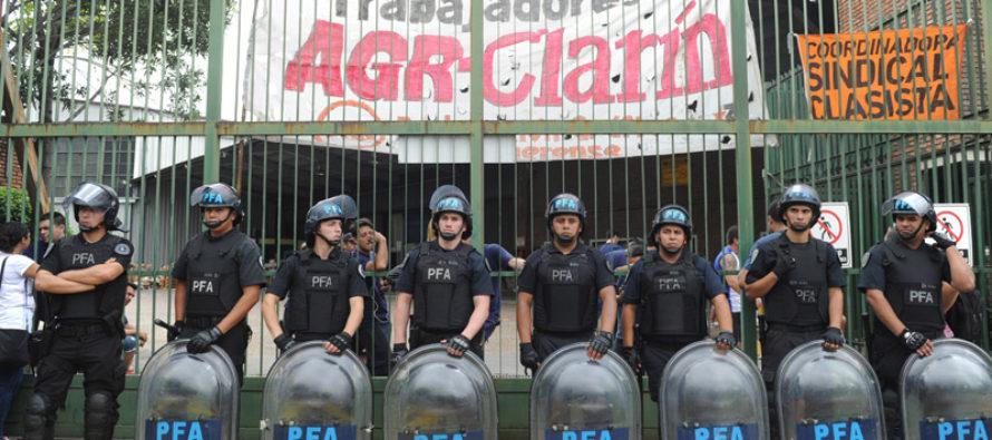 """[CABA] El Modelo de Macri: """"Represión y Ajuste van de la mano""""."""