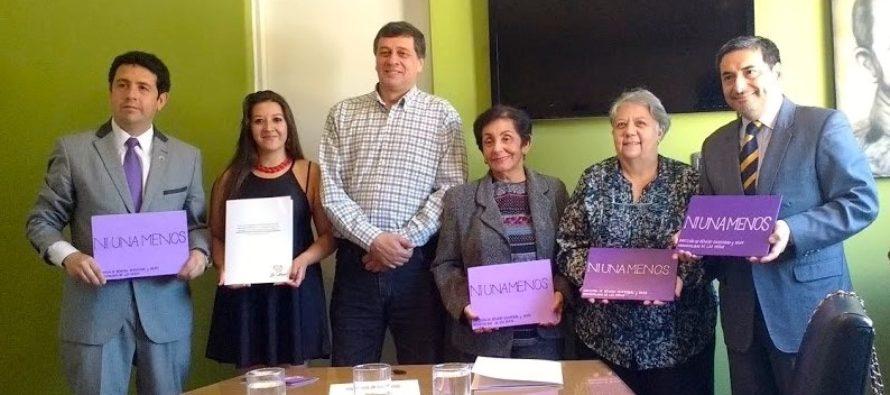 [Mendoza] Las Heras firmó un Acta Internacional para Erradicar la Violencia de Género