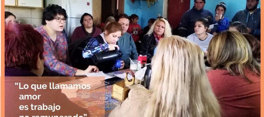 [San Luis] Buscan concientizar sobre el trabajo doméstico.