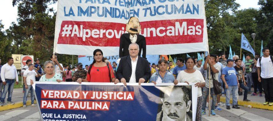 "[Tucumán] Federico Masso: ""Alperovich debe presentarse a declarar"""