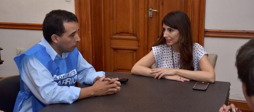 """[Tucumán] """"Apostamos al dialogo y esperamos que el Gobierno escuche a los que menos tienen"""", dijo Argañaraz"""