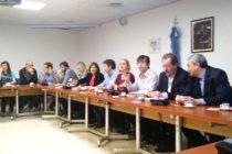 La diputada Graciela Cousinet hizo una Audiencia para discutir una nueva ley de comunicaciones