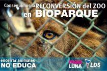 [La Plata] Se aprobó reconvertir el Zoológico en Bioparque