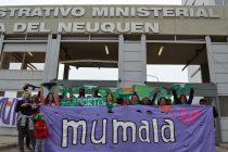 """[Neuquén] """"Bombachazo"""" por la despenalización del aborto"""