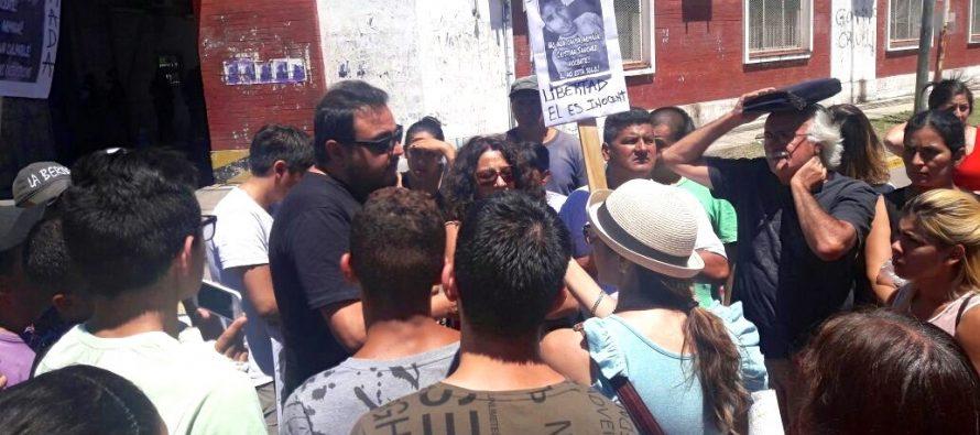 [La Matanza] Cristian Sánchez en libertad