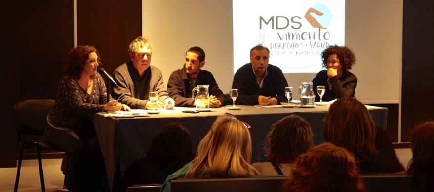 [La Plata] La CUS: una medida privatizadora del sistema de Salud