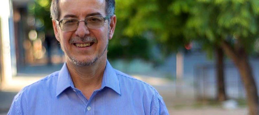 [Chaco] Carlos Martínez, candidato a diputado provincial