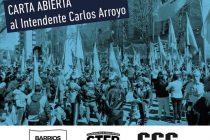 [Mar del Plata] Carta Abierta al Intendente Arroyo