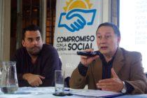 [La Matanza] Ceballos firmó hoy el Compromiso por la Agenda Social