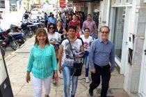 [Chaco] Cierre de campaña en Sáenz Peña